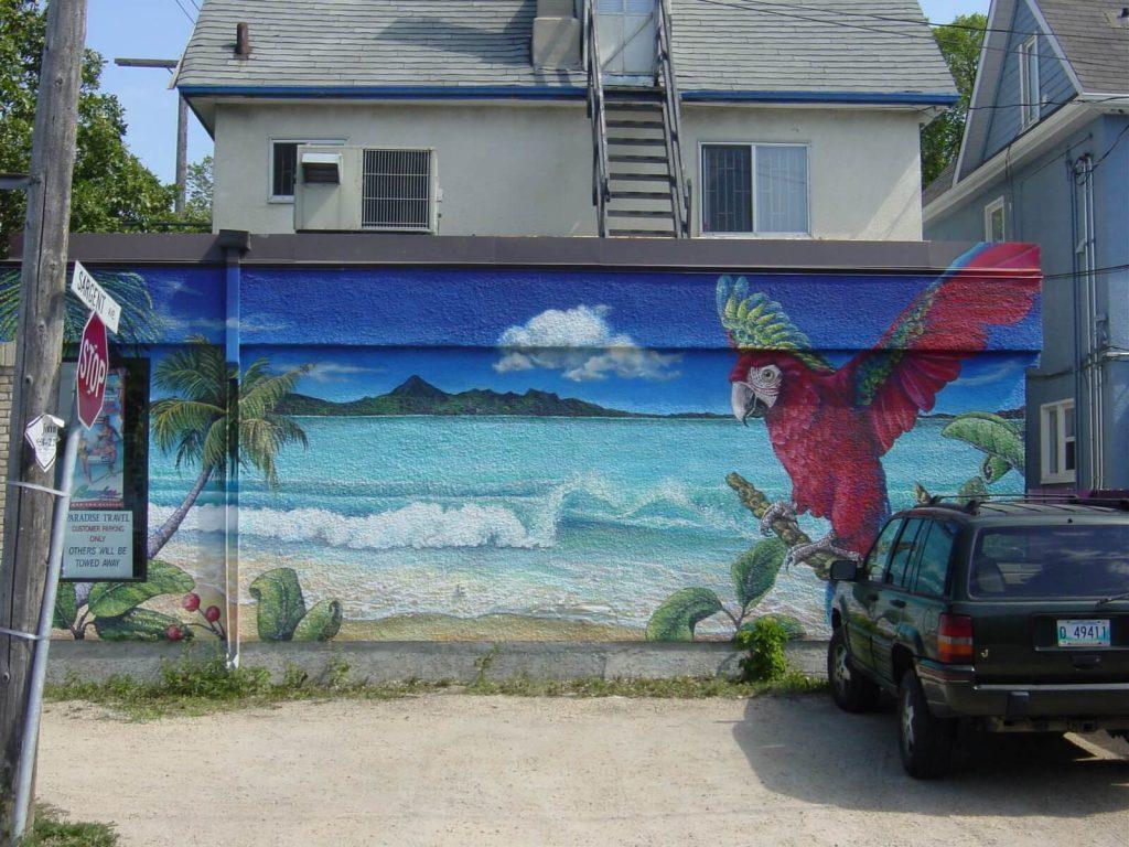 Costa Rica Mural
