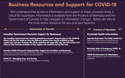 Business Resource and Support for COVID-19