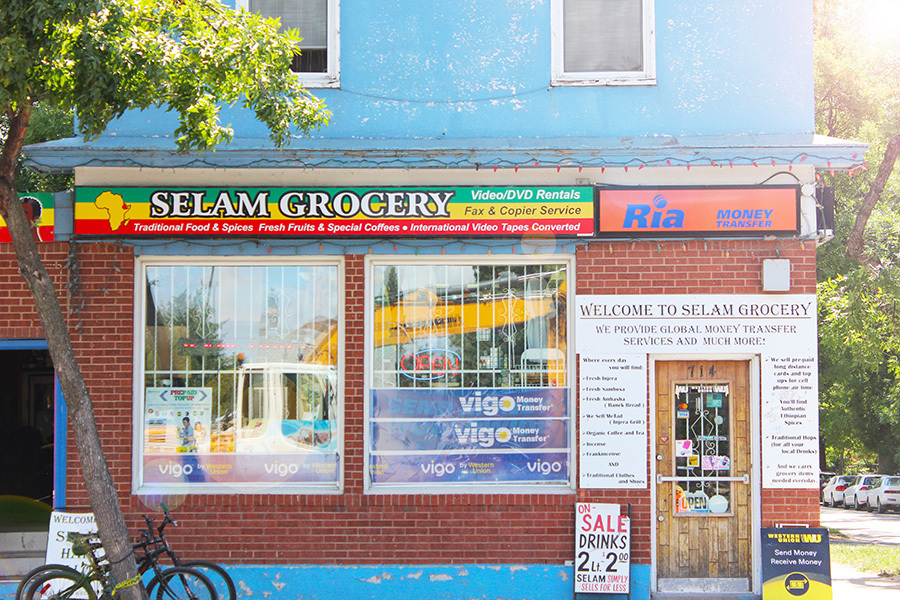 Selam Grocery - A West End Business