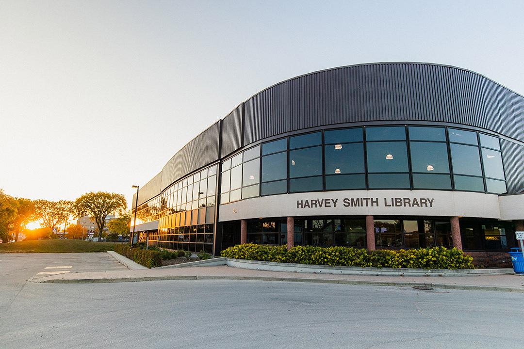 Harvey Smith Library - West End Winnipeg